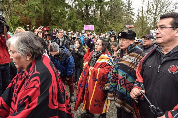 True Leaders of No pipeline in Burrard Inlet